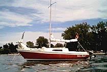 Cal 21 trailer sailer / yacht