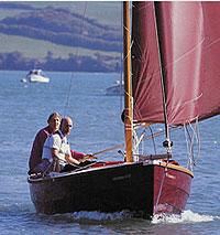Cornish Crabber 17 Yacht