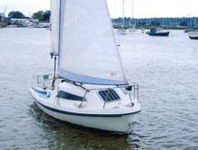 Eagle 525 trailer sailer