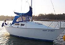 Jaguar 24 Yacht
