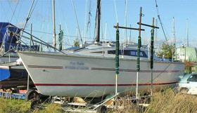 Parker 27 Yacht