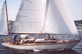 Westerly Kestrel Yacht