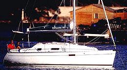 Beneteau Oceanis 281 Yacht