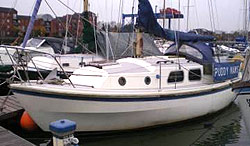 Westerly Centaur Yacht