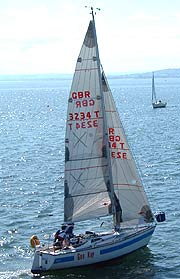 Westerly GK24 Yacht