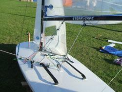 dabchick sailing dinghy