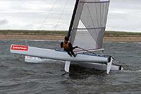 A Class catamaran