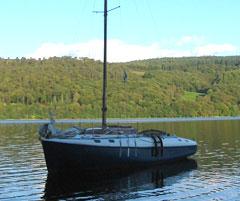 Atalanta Trailer Sailer / Yacht
