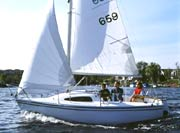 Catalina 18 trailer sailer /yacht