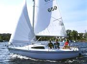 Catalina 18 trailer sailer /yacht