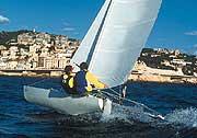 Dart 15 catamaran