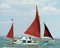 Drascombe Dabber Yacht