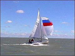 Flying Scot trailer sailer