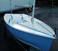 Gull Calypso sailing dinghy