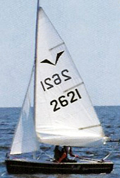 Gull Spirit sailing dinghy