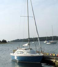 Manta 19 Yacht