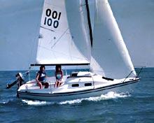 Precision 18 Yacht