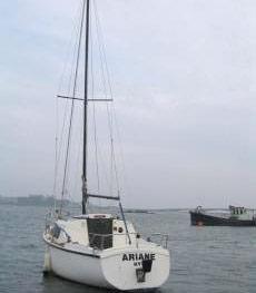 Leisure 20 Yacht