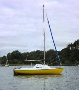 Hunter 490 Yacht