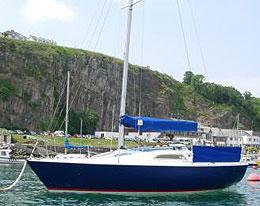 Hunter Sonata Yacht