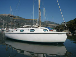 Kingfisher 22 Yacht