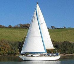 Nicholson 26 Yacht