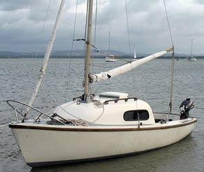 Westerly Nimrod Yacht